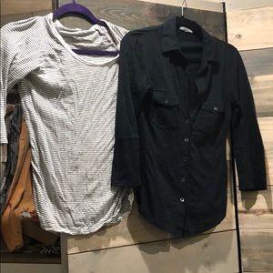 James perse shirt bundle